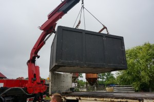 szamba betonowe z otworem test